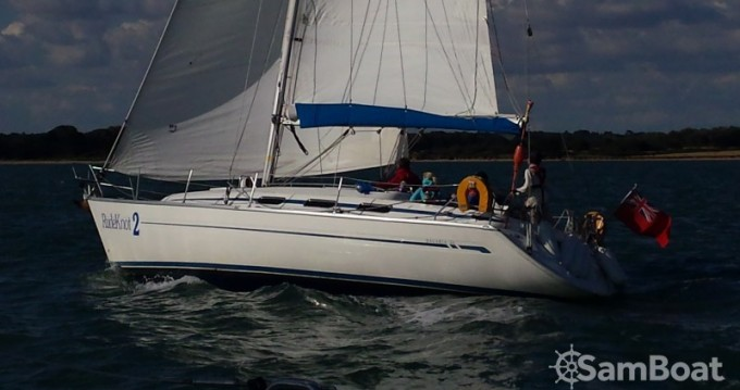 Location bateau Eastleigh pas cher Bavaria 38