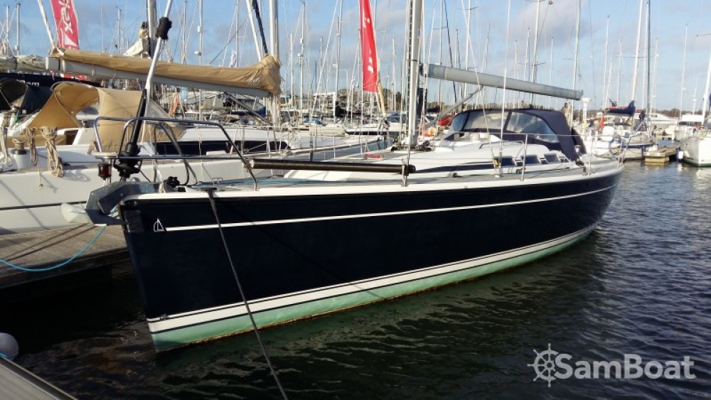 Location yacht à Eastleigh - Dehler 39 SQ sur SamBoat