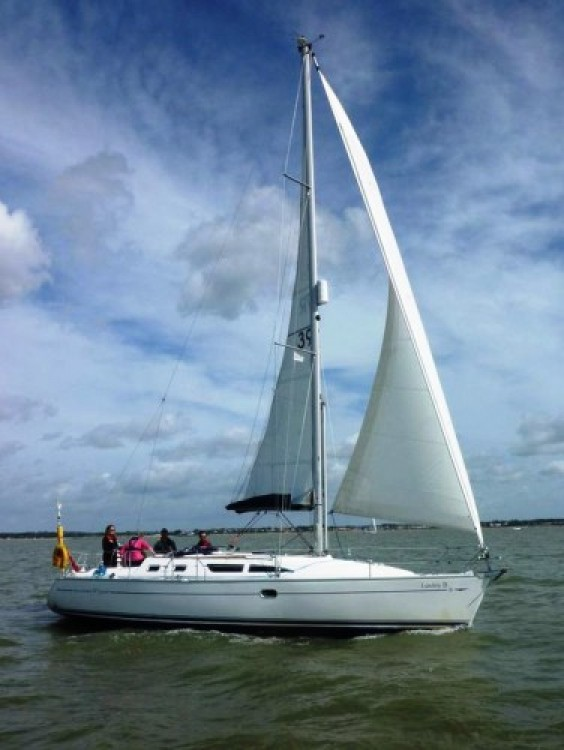 Location yacht à Eastleigh - Jeanneau 37 sur SamBoat
