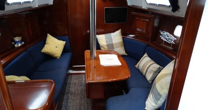Location bateau Eastleigh pas cher Oceanis 361 Clipper