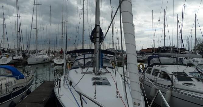 Location bateau Bénéteau Oceanis 361 Clipper à Eastleigh sur Samboat