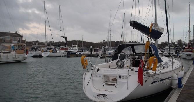 Location yacht à Hamble-le-Rice - Bavaria Bavaria 36 sur SamBoat