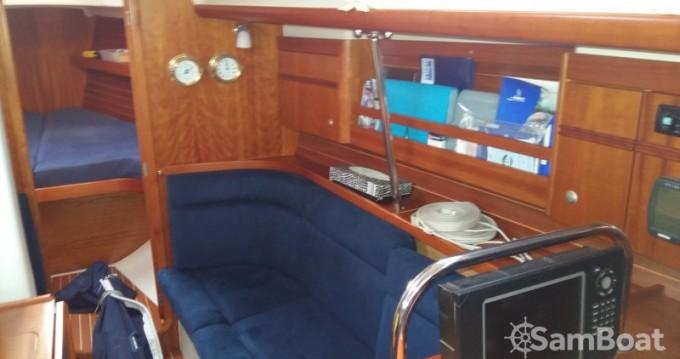 Location bateau Hamble-le-Rice pas cher 39 SQ