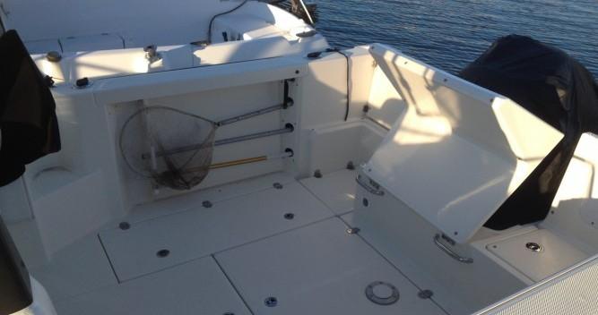 Location bateau Quicksilver Quicksilver 650 Camping à Douarnenez sur Samboat