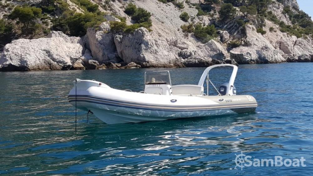 Location bateau Zodiac Medline à Marseille sur Samboat