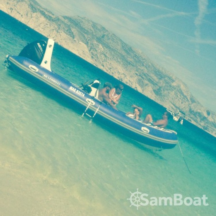 Location yacht à Marseille - Silver-Boat JRB 520 sur SamBoat