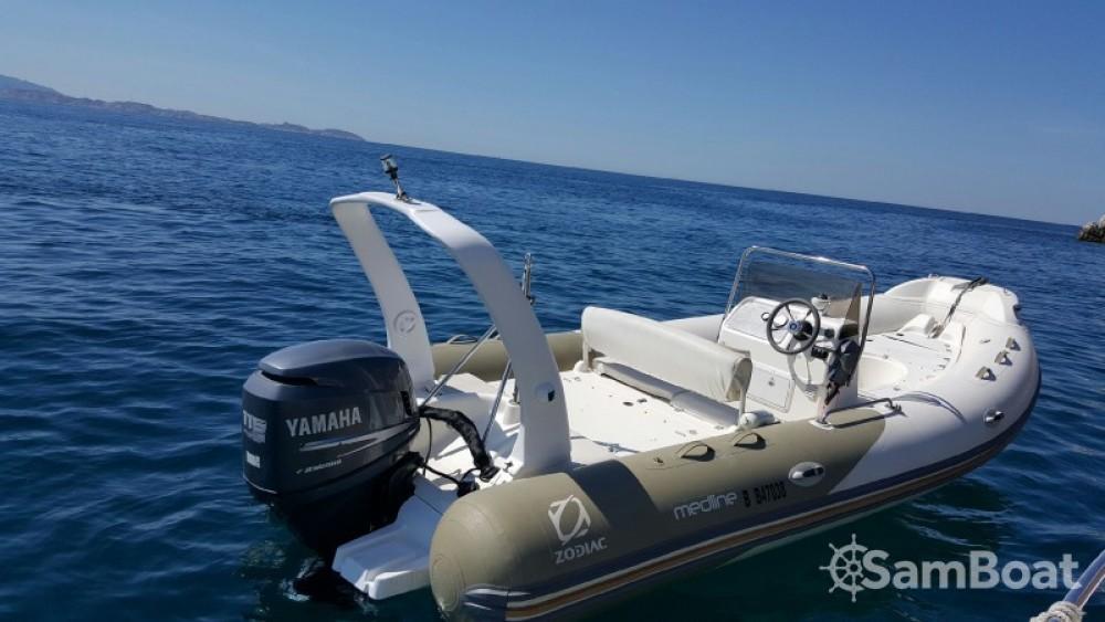 Location bateau Marseille pas cher Medline