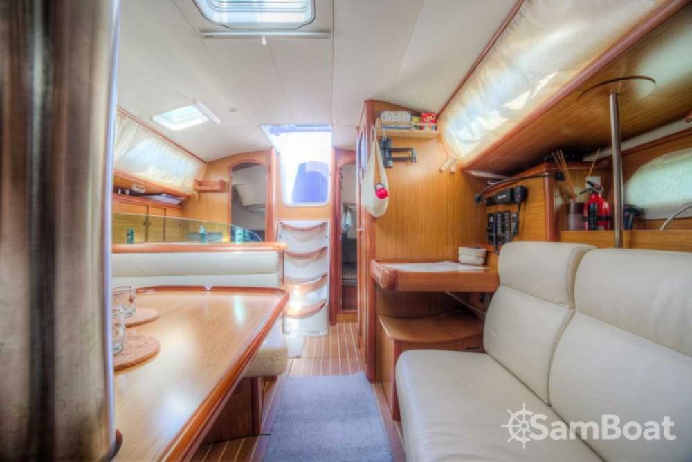 Location yacht à San Vincenzo - Jeanneau Sun Odyssey 35 Legend sur SamBoat