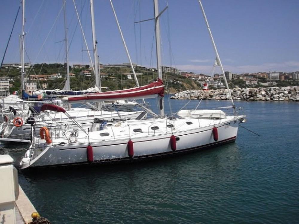 Location bateau San Vincenzo pas cher Gib Sea 43