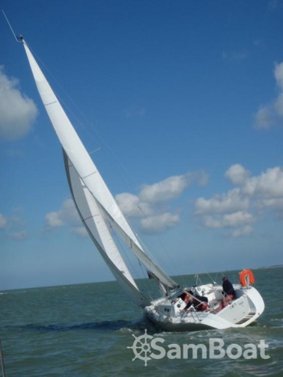 Archambault Sprint 95 entre particuliers et professionnel à Le Verdon-sur-Mer