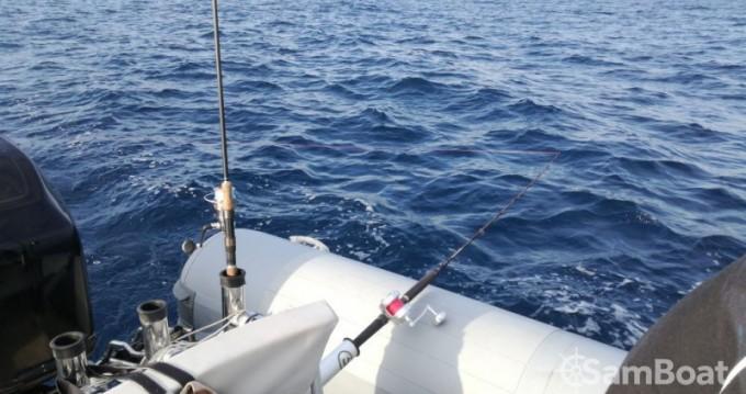 Location yacht à San Foca - Novamarine Novamarine RH700 sur SamBoat