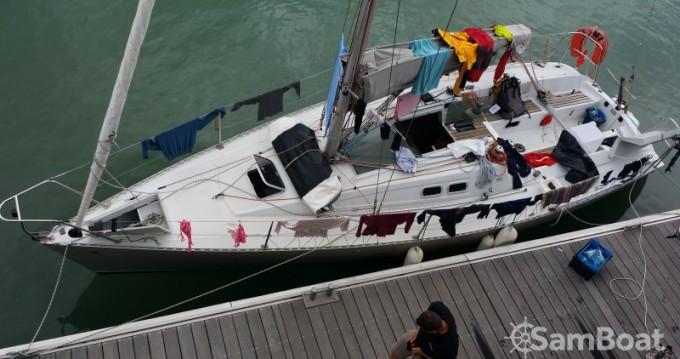 Location bateau Le Verdon-sur-Mer pas cher Sprint 95