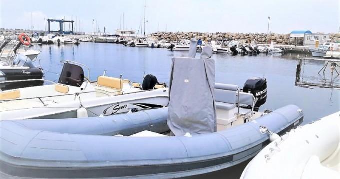 Location bateau San Foca pas cher Novamarine RH700