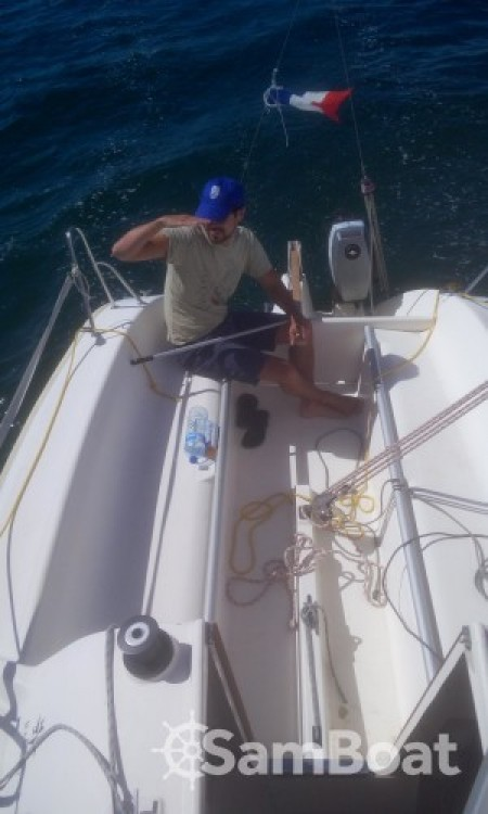 Location bateau Pornichet pas cher Sun Fast 20