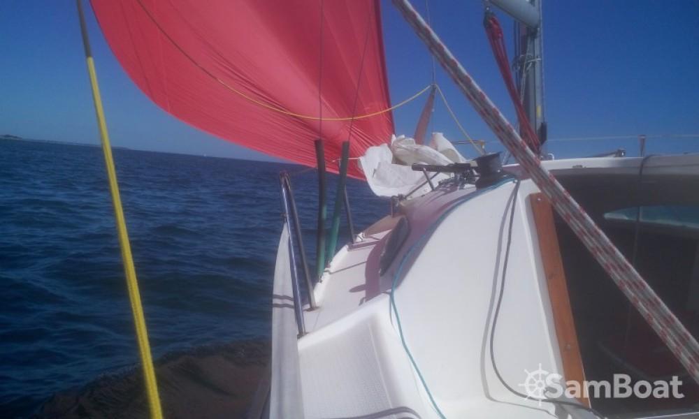 Location yacht à Pornichet - Jeanneau Sun Fast 20 sur SamBoat