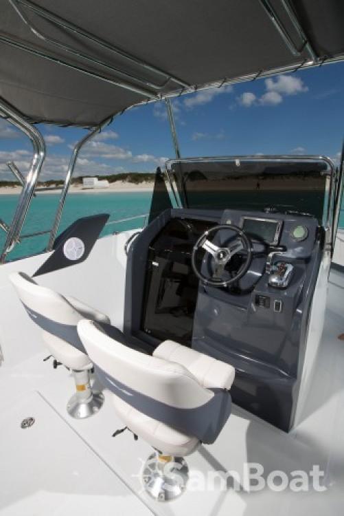 Location yacht à Port Charles Ornano - Bénéteau Flyer 7.7 SPACEdeck sur SamBoat