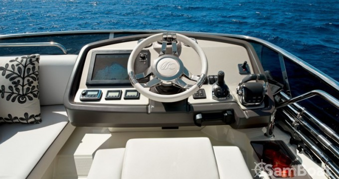 Location bateau Bénéteau Monte Carlo 5 à Ajaccio sur Samboat