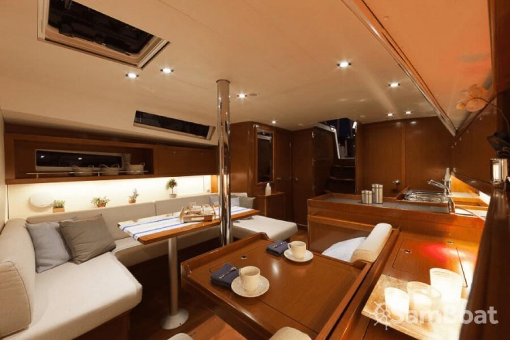 Location yacht à Port Charles Ornano - Bénéteau Oceanis 41 sur SamBoat