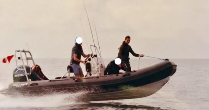 Location yacht à Granville - Valiant Valiant 570 DR sur SamBoat