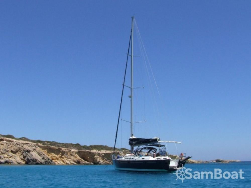 Location yacht à Μαρίνα Αλίμου - Bénéteau Beneteau 57 sur SamBoat