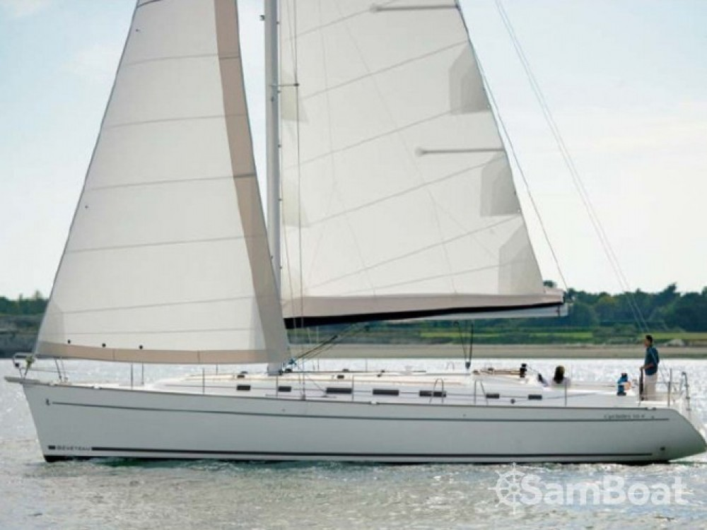 Location yacht à Marina Gouvia - Bénéteau Cyclades 50.5 sur SamBoat