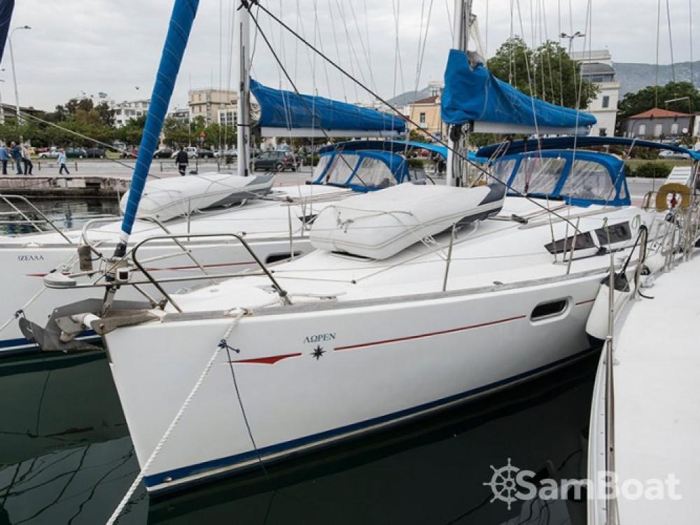 Location bateau Jeanneau Sun Odyssey 36i à Volos sur Samboat