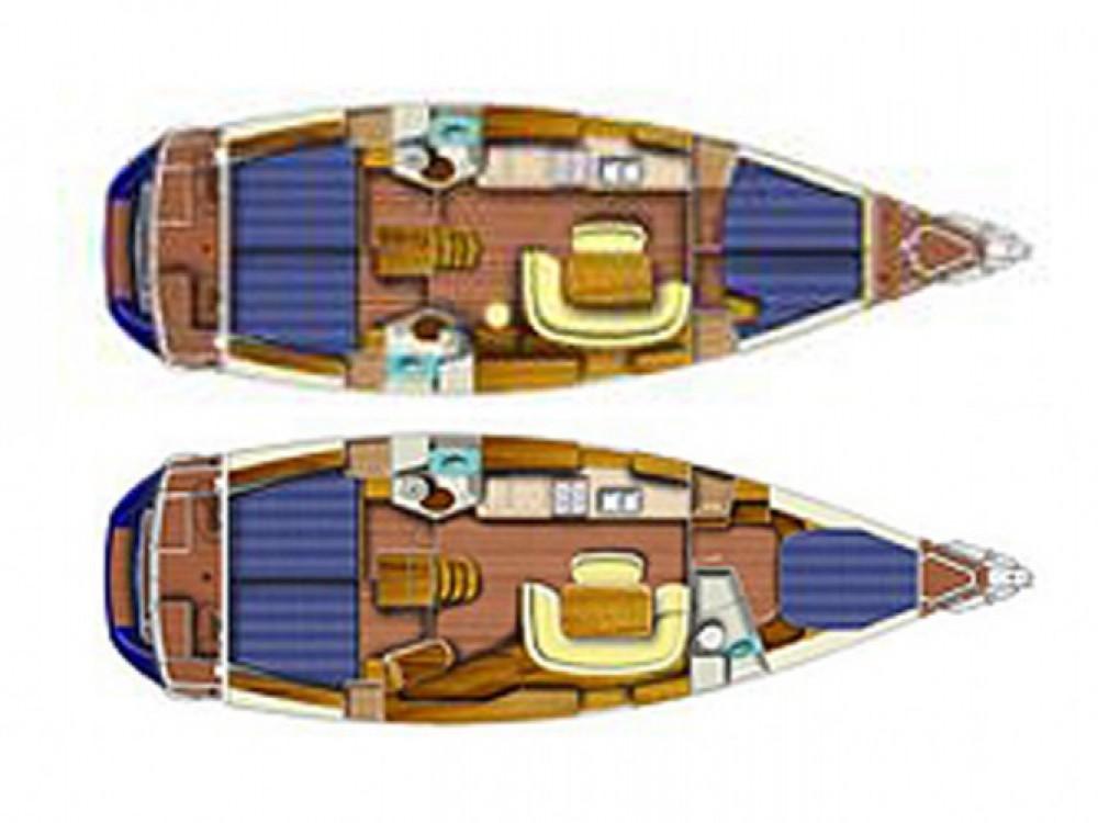 Location bateau Jeanneau Sun Odyssey 45.2 à Volos sur Samboat