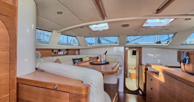 Rental Sailboat Shipman with a permit