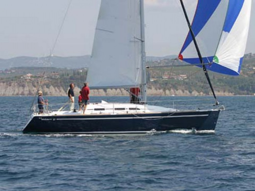 Location bateau Elan Elan Performance 37 à Nigrán sur Samboat