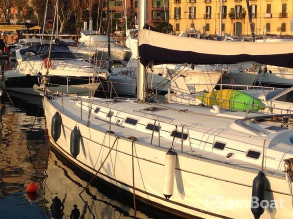 noleggio Barca a vela Napoli - Bénéteau Cyclades 50.4