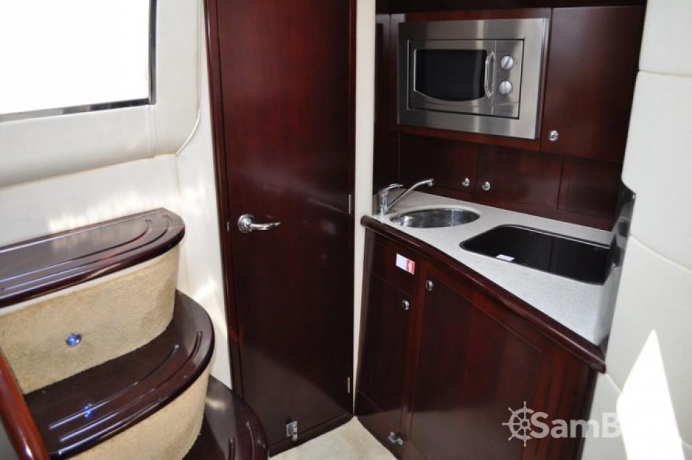 Location bateau Lavagna pas cher Moa Platinum 40