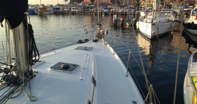 Noleggio Barca a vela con o senza skipper Bénéteau Napoli