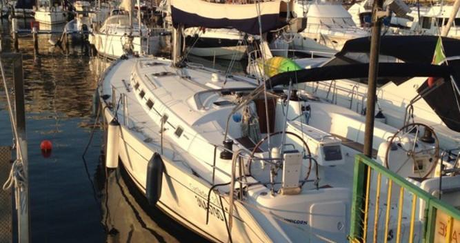 noleggio Barca a vela Napoli - Bénéteau Beneteau