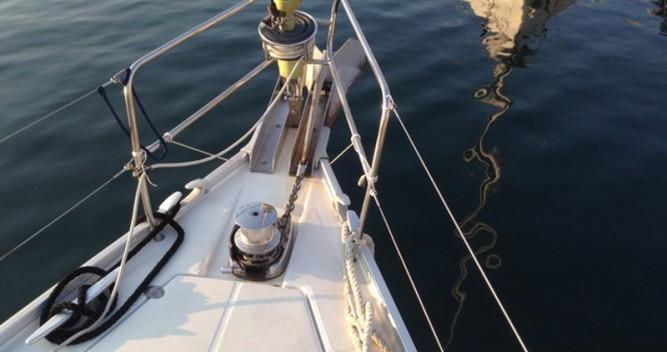 Noleggio barche Napoli economico Beneteau