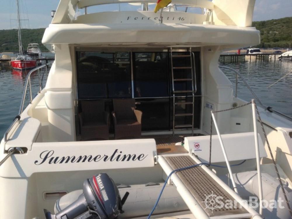 Location yacht à Krk - Ferreti Ferretti 460 sur SamBoat