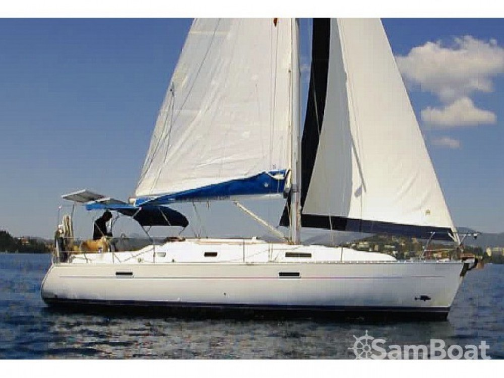 Location bateau Marina Gouvia pas cher Beneteau 331 Master