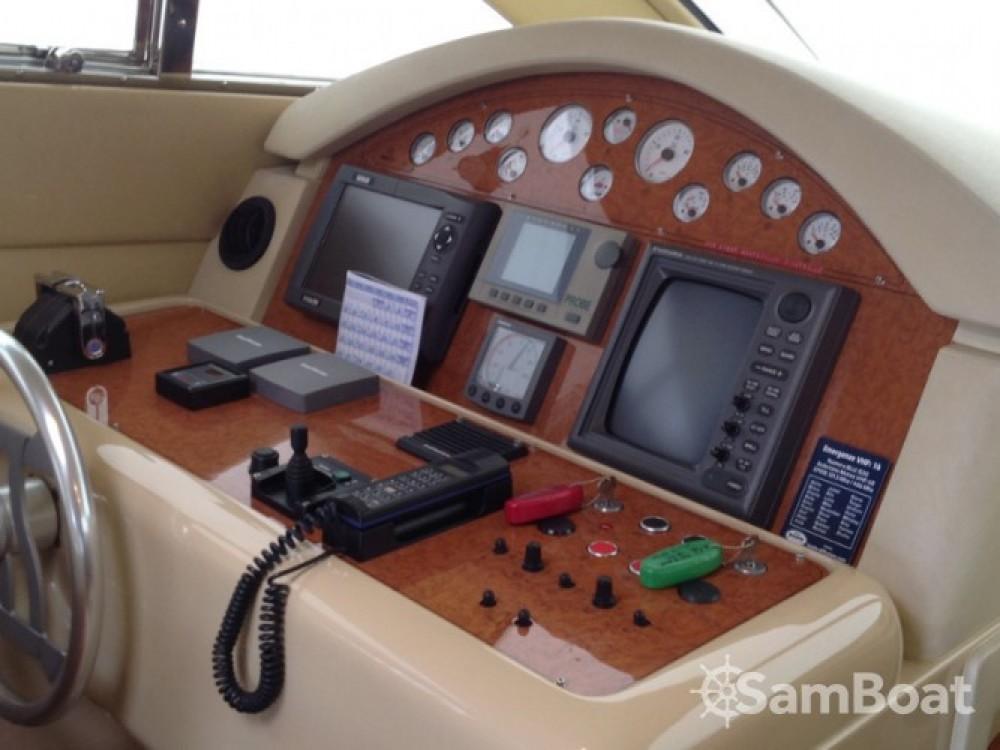Location bateau Ferreti Ferretti 460 à Krk sur Samboat