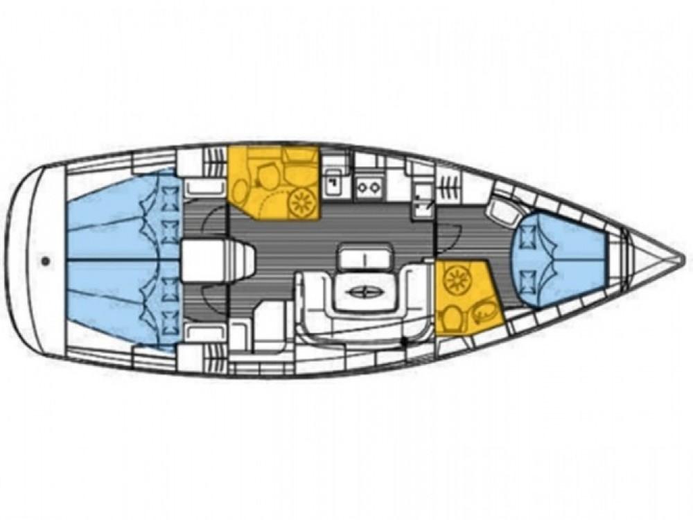 Location yacht à Castiglione della Pescaia - Bavaria Cruiser 39 sur SamBoat