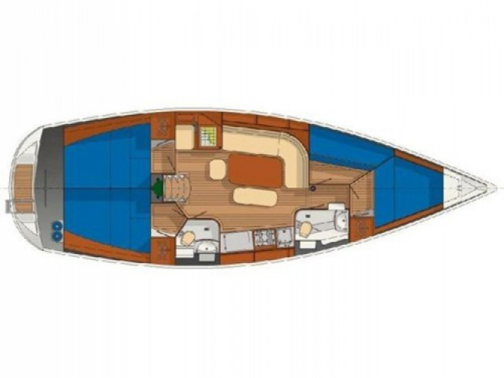 Yacht-Charter in Castiglione della Pescaia - Delphia Delphia 40 auf SamBoat