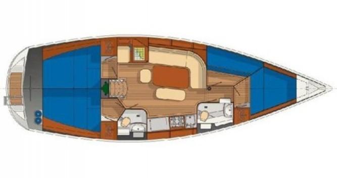 Location bateau Delphia Delphia 40 à Castiglione della Pescaia sur Samboat