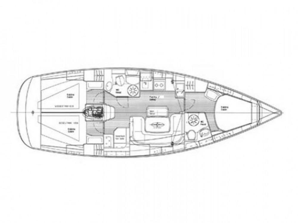 Location Voilier à Castiglione della Pescaia - Bavaria Cruiser 39