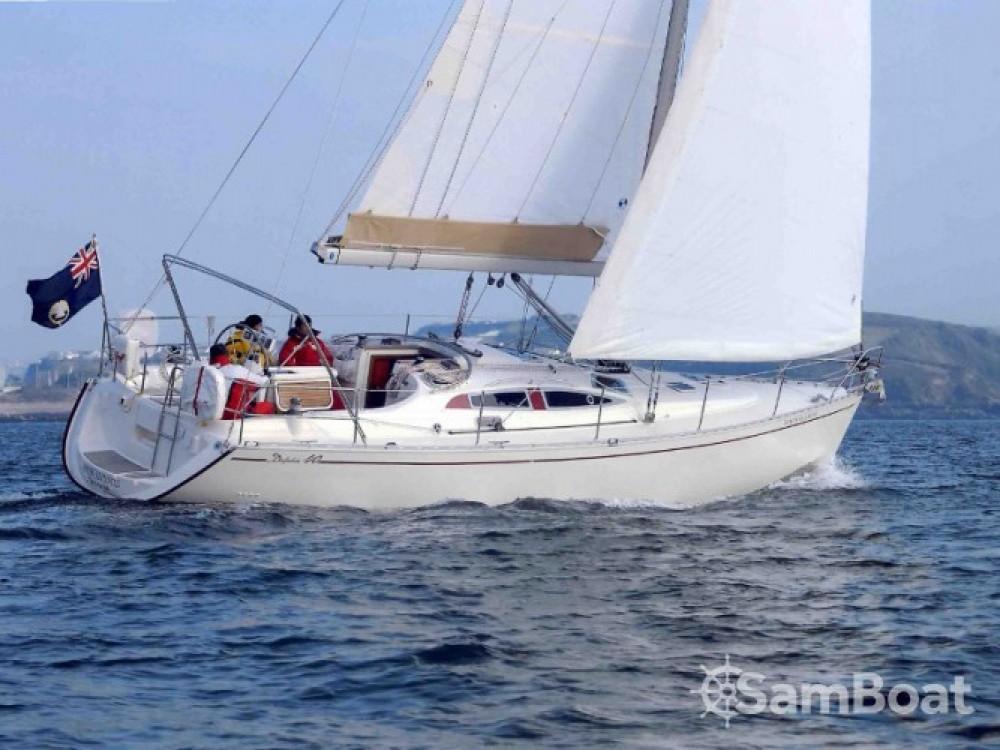 Delphia Delphia 40 zwischen Privatpersonen und professionellem Anbieter Castiglione della Pescaia