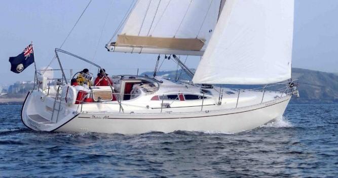 Location yacht à Castiglione della Pescaia - Delphia Delphia 40 sur SamBoat