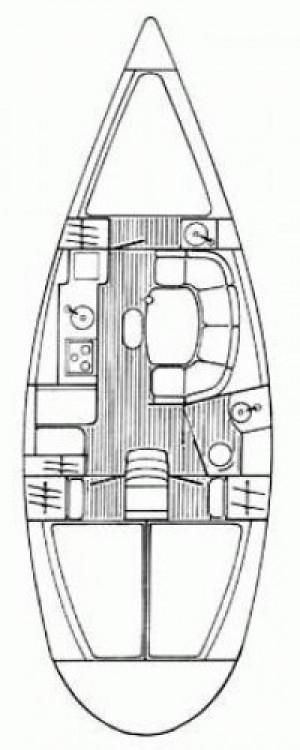 Louez un Jeanneau Sun Odyssey 33i à Castiglione della Pescaia