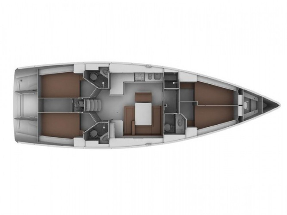 Location Voilier à San Benedetto del Tronto - Bavaria Bavaria Cruiser 45