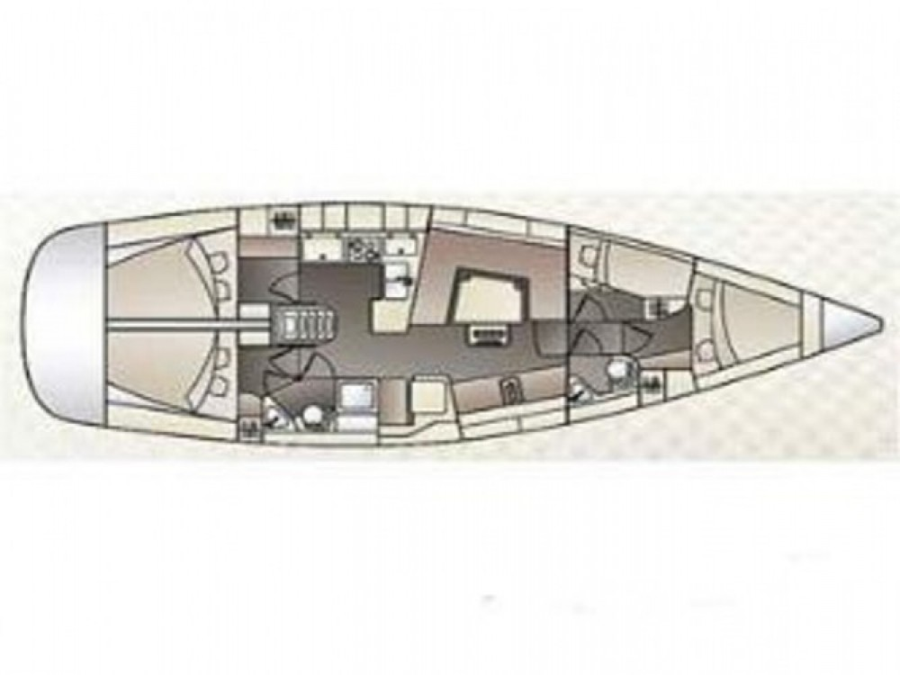 Location Voilier à ACI Marina Pula - Elan Elan 444 Impression