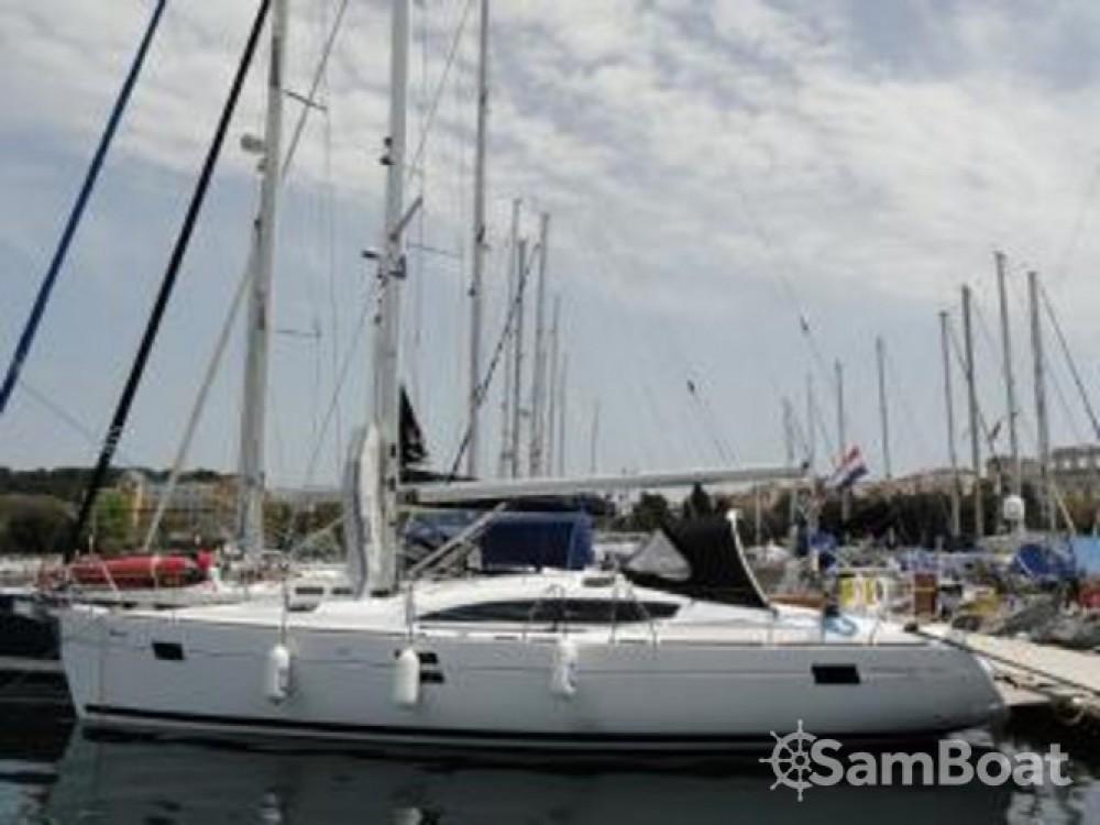 Location bateau ACI Marina Pula pas cher Elan 444 Impression