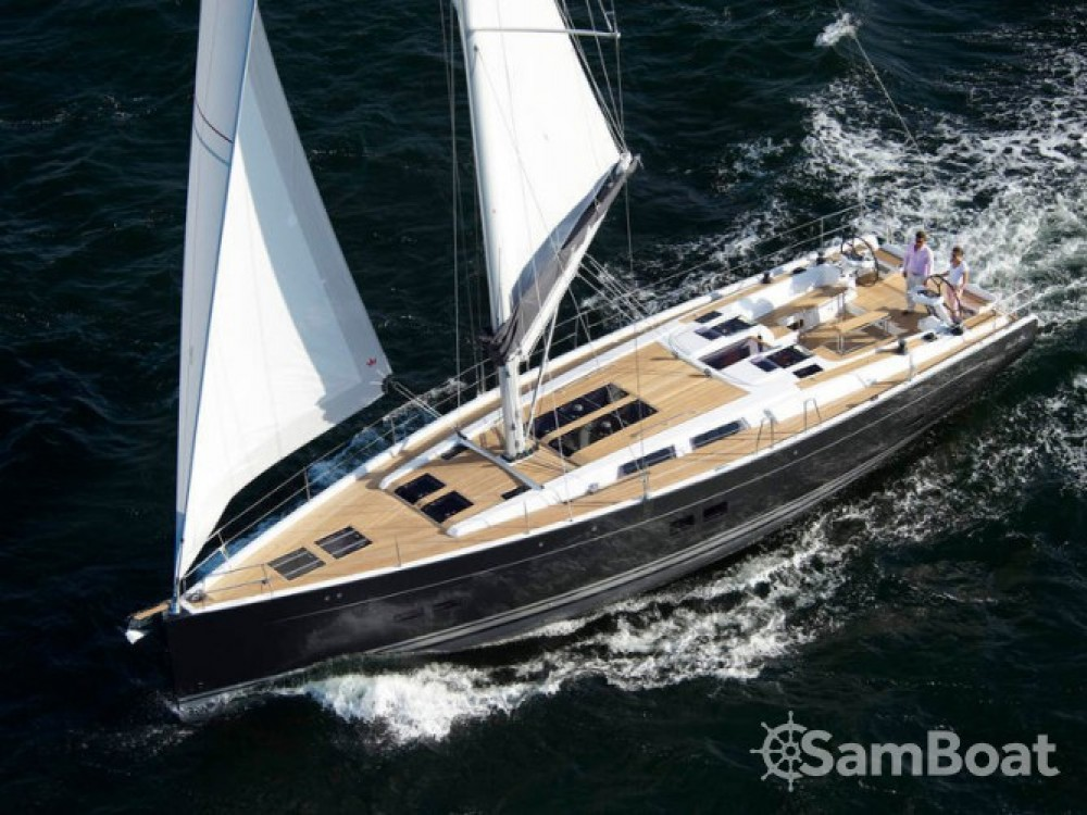Location yacht à ACI Marina Pula - Hanse Hanse 575 sur SamBoat