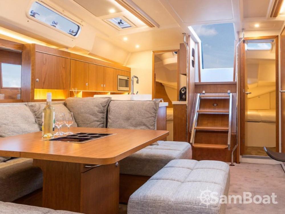 Location yacht à ACI Marina Pula - Hanse Hanse 455 sur SamBoat