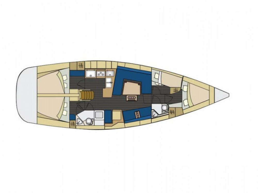 Louez un Elan Elan 444 Impression à ACI Marina Pula